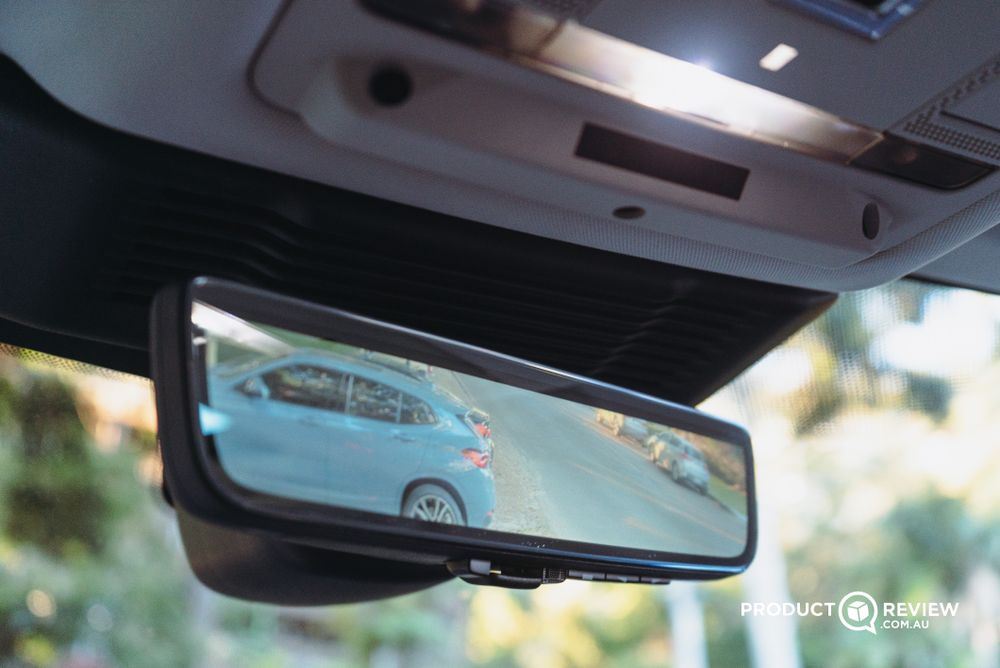 Land Rover Discovery Sport camera mirror