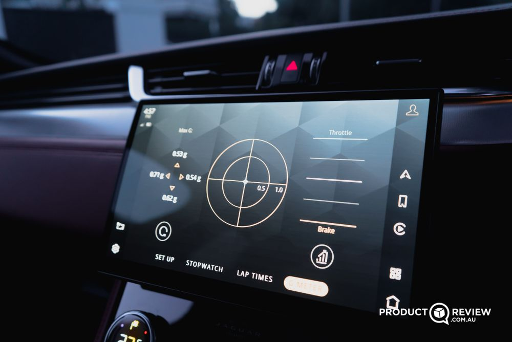 F PACE Dynamic Information