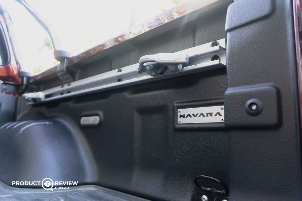 Nissan Tray Tie Downs