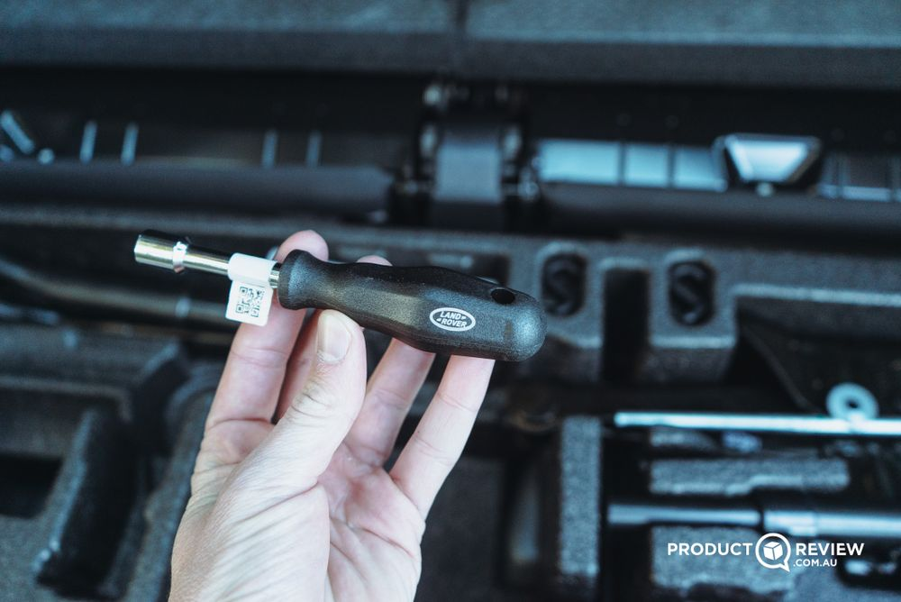 Land Rover Discovery Sport branded screwdriver