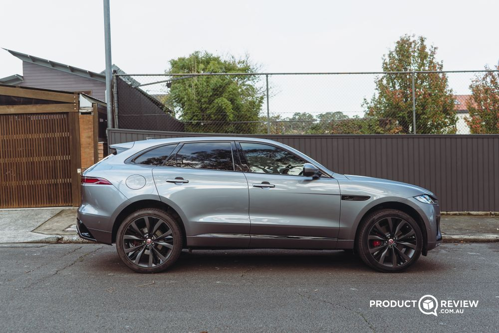 F PACE Side