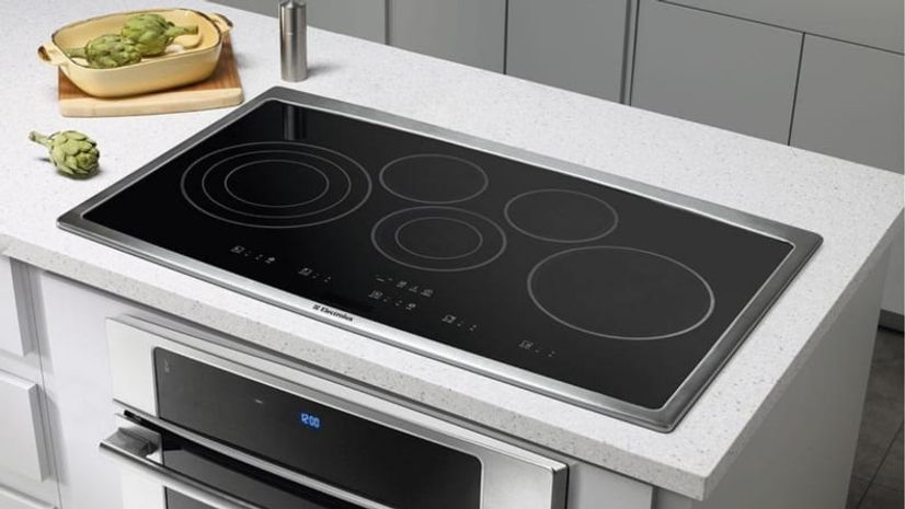 Ceramic cooktop from Electrox