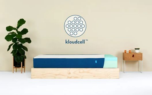 Koala mattress layers