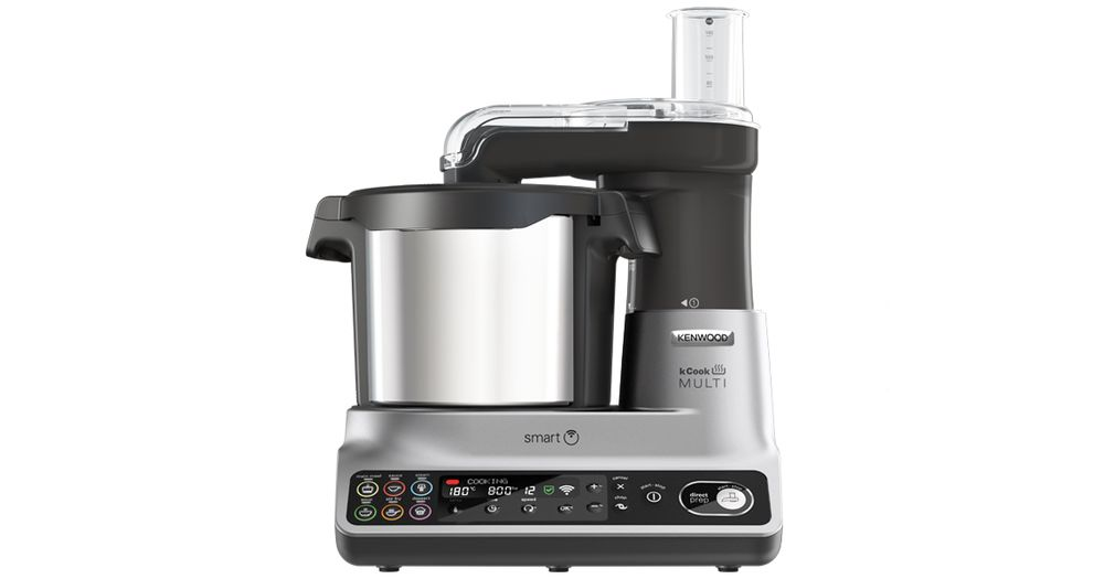 Kenwood Kcook Multi Smart Ccl450si Productreview Com Au