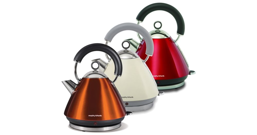 Morphy Richards Accents Traditional Questions ... on
