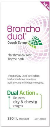 Bronchodual Cough Syrup
