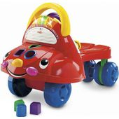 Fisher-Price Laugh & Learn Stride-to-Ride Learning Walker H8589
