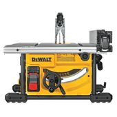 "Dewalt 8-1/4"" Compact Table Saw DWE7485"