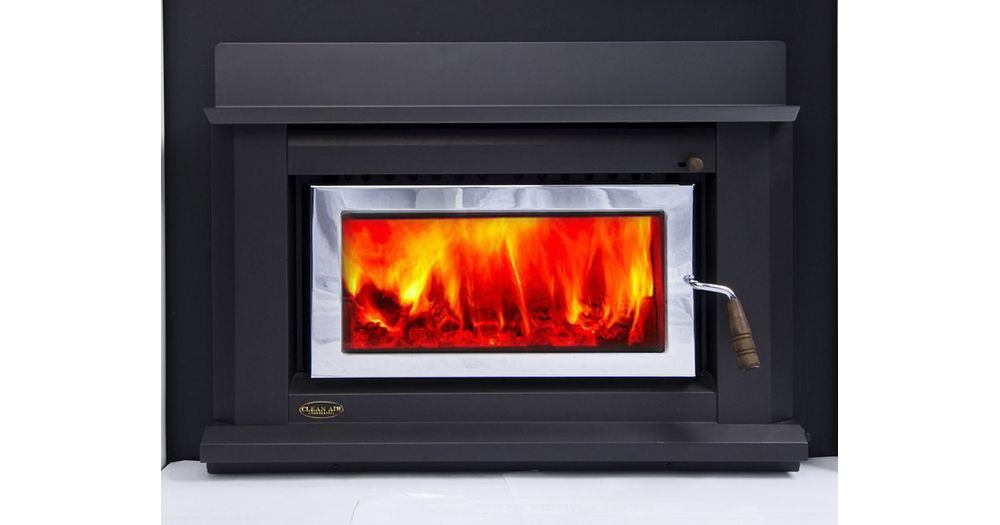 Clean Air Premium Fireplace Inserts Productreview Com Au
