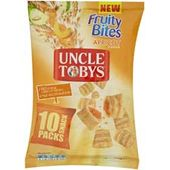 Uncle Tobys Snack Packs