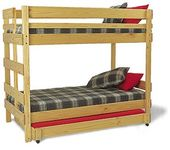 Bunkers End Ladder Bunk