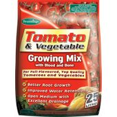 Brunnings Tomato and Vegetable Growing Mix