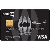 BankSA No Annual Fee Visa