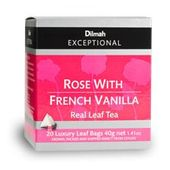 Dilmah Rose with French Vanilla