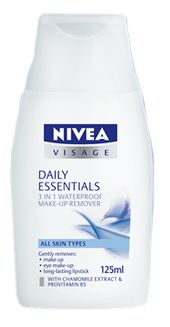 Nivea Daily Essentials 3 in 1 Waterproof Make-Up Remover