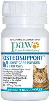PAW Osteosupport Joint Care Powder for Cats