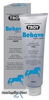 Troy Behave