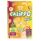 Streets Calippo Tropical Fruit Minis