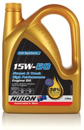 Nulon Full Synthetic 15W-50 Street and Track