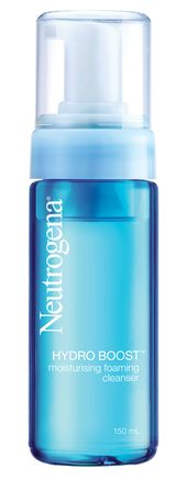 Neutrogena Hydro Boost Moisturising Foaming Cleanser