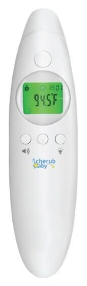Cherub Baby 4 in 1 Infrared Digital Ear And Forehead