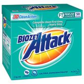 Biozet Attack 3D Clean Action