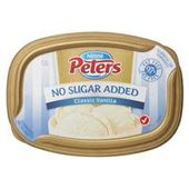 Peters Classic Vanilla No Added Sugar