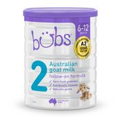 Bubs Australian Goat Milk Follow-on Formula 2