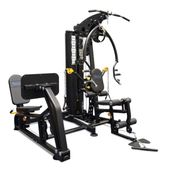 Reeplex HG2500 Pro Home Gym with Commercial Leg Press