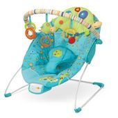 Bright Starts Teensy Turtle Cradling Bouncer