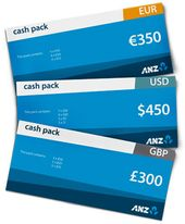 ANZ Cash Packs
