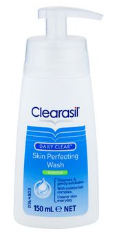 Clearasil Daily Clear Skin Perfecting Wash Sensitive