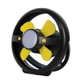 OZtrail Portable Rechargeable Fan and Light GCL-F12LR-D
