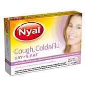 Nyal Cough, Cold & Flu Day & Night