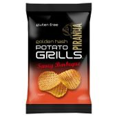 Piranha Golden Hash Potato Grills