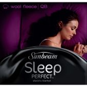 Sunbeam Sleep Perfect Wool Fleece