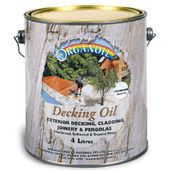 Organoil Decking and Exterior Oils