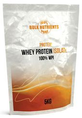 Bulk Nutrients Whey Protein Isolate