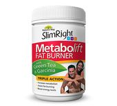 Nature's Way Metabolift Fat Burner Triple Action with Green Tea