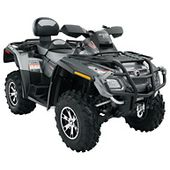 Can-Am Outlander Max 800 H.O. EFI Ltd