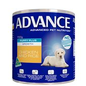 Advance Premium Wet Dog Food in a Can - Puppy Plus Growth