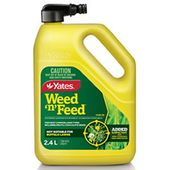 Yates Weed 'n' Feed Liquid Hose-on