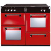 Belling Richmond 110cm Induction BR1100IRE (Red)
