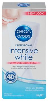 Pearl Drops Intensive White