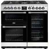 Belling CookCentre Deluxe 90cm Dual Fuel