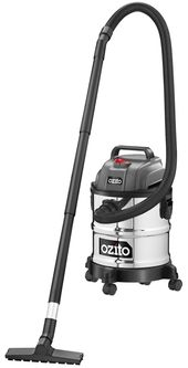Ozito Stainless Wet & Dry Vacuum VWD-1220