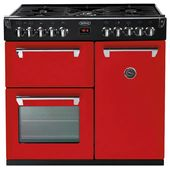 Belling Richmond BR900DFRENG/LP (Red)