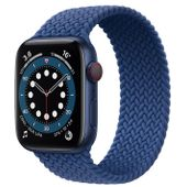 Apple Watch Series 6 GPS + Cellular 40mm Stainless Steel