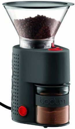 Bistro Electric Coffee Grinder