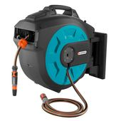 Gardena Wall-Mounted 25m Roll-up Automatic